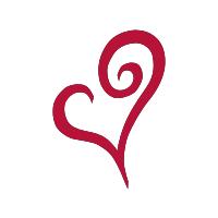 Herz Logo Yoga-Atem